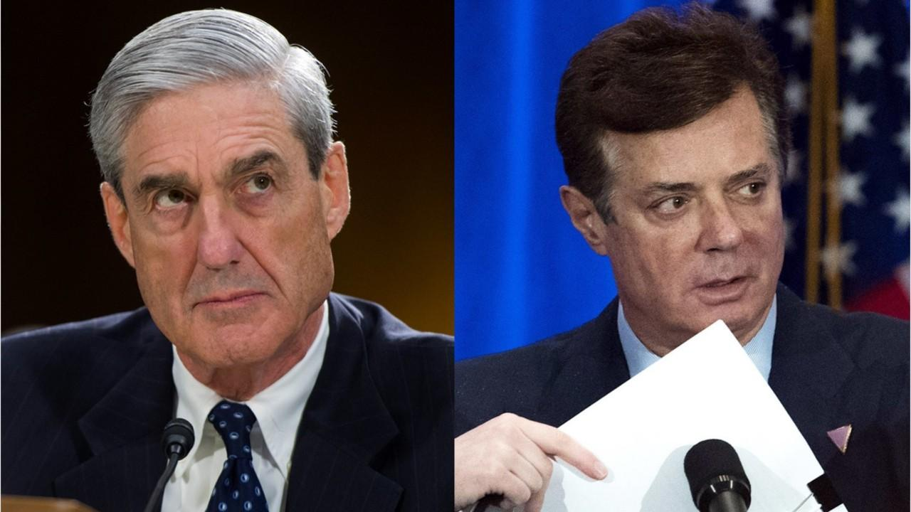 Special Counsel Robert Mueller Turning up the Heat on Paul Manafort