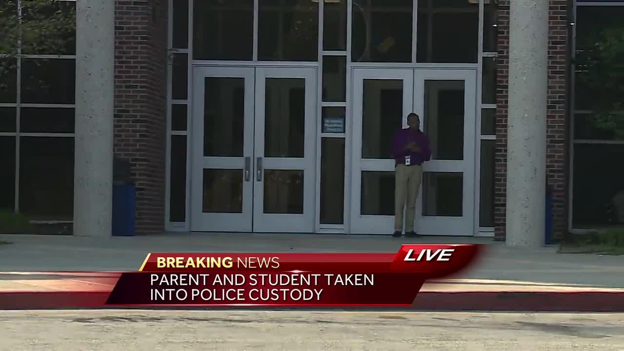 Student in critical condition after fight involving another student and a parent inside Ruskin High School