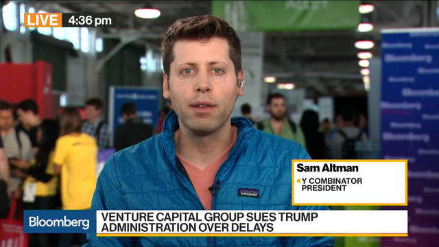 Y Combinator's Sam Altman on Funding Startups