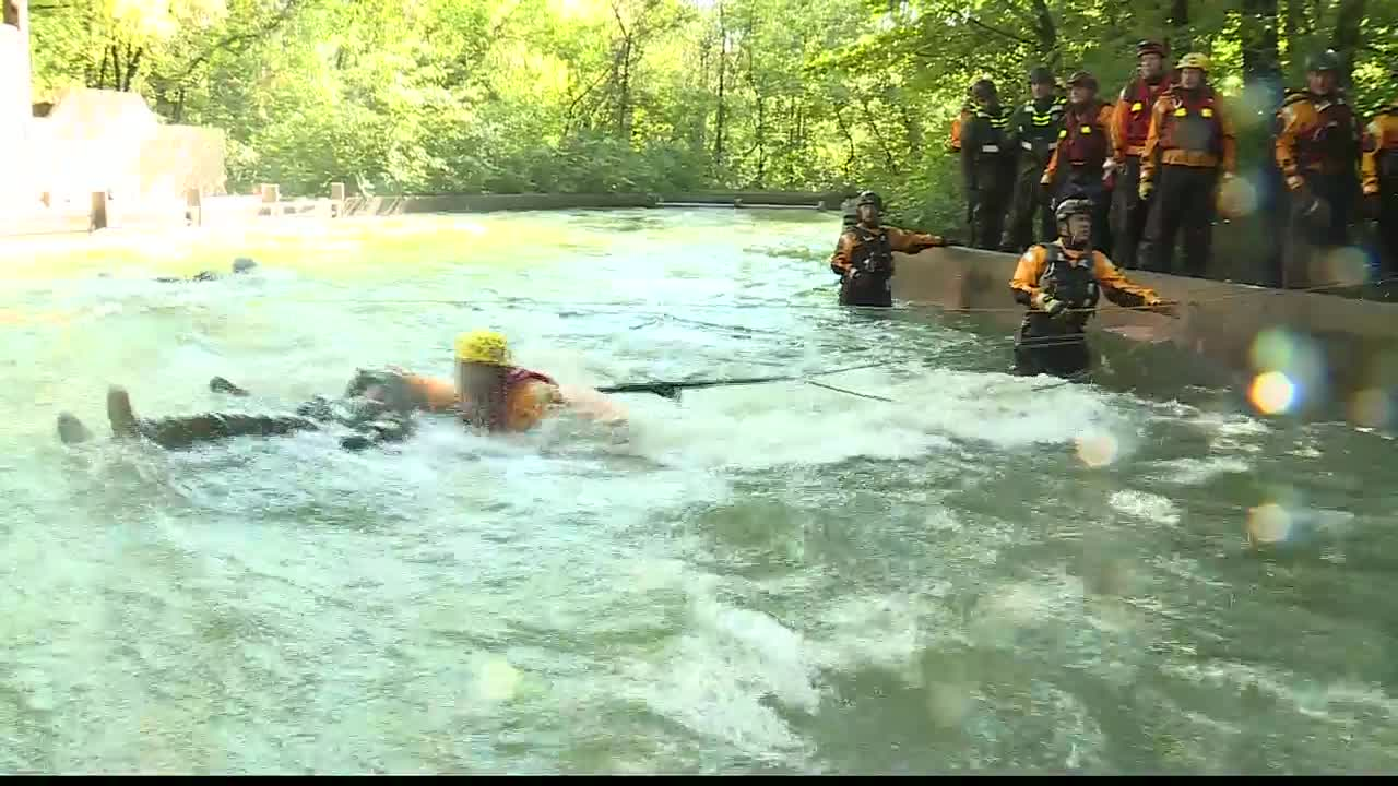 'Furious' Worlds of Fun ride is also a fantastic training tool for swift water rescue teams
