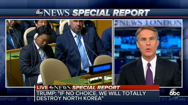 ABC's Moran: Trump's Comment About Destroying N. Korea May Border On Being A 'War Crime' Threat