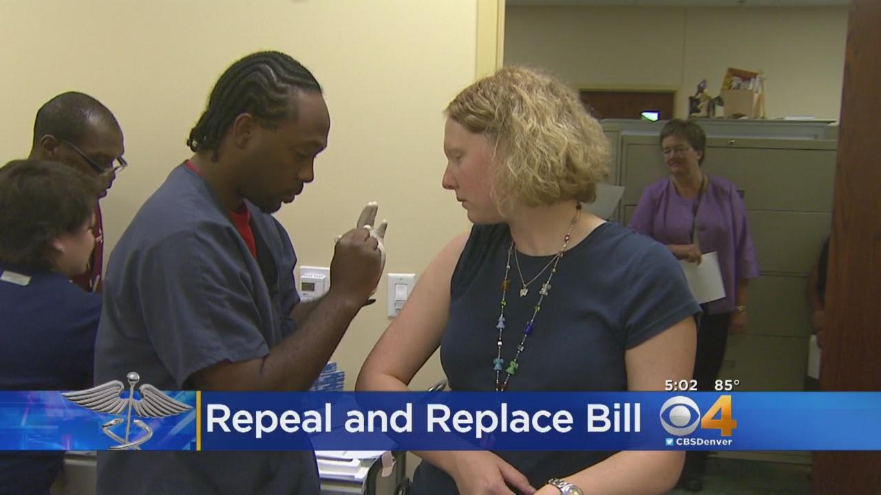 Hickenlooper Urges Senators To Reject Latest Health Care Bill