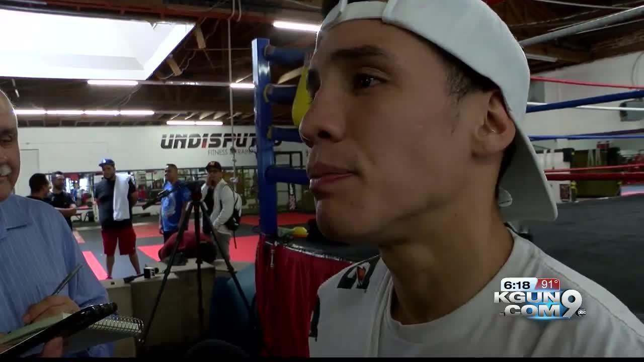 Oscar Valdez to defend WBO Title in Tucson