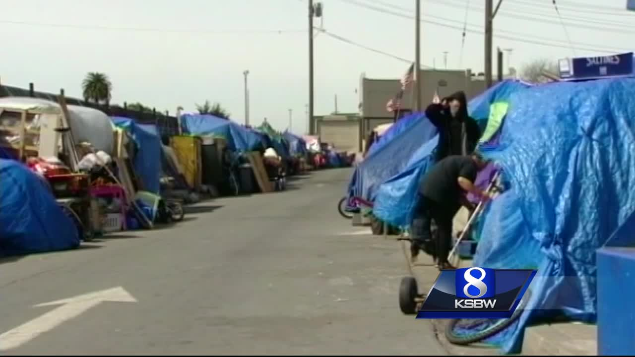 Homeless in Salinas: Lawmakers weigh options