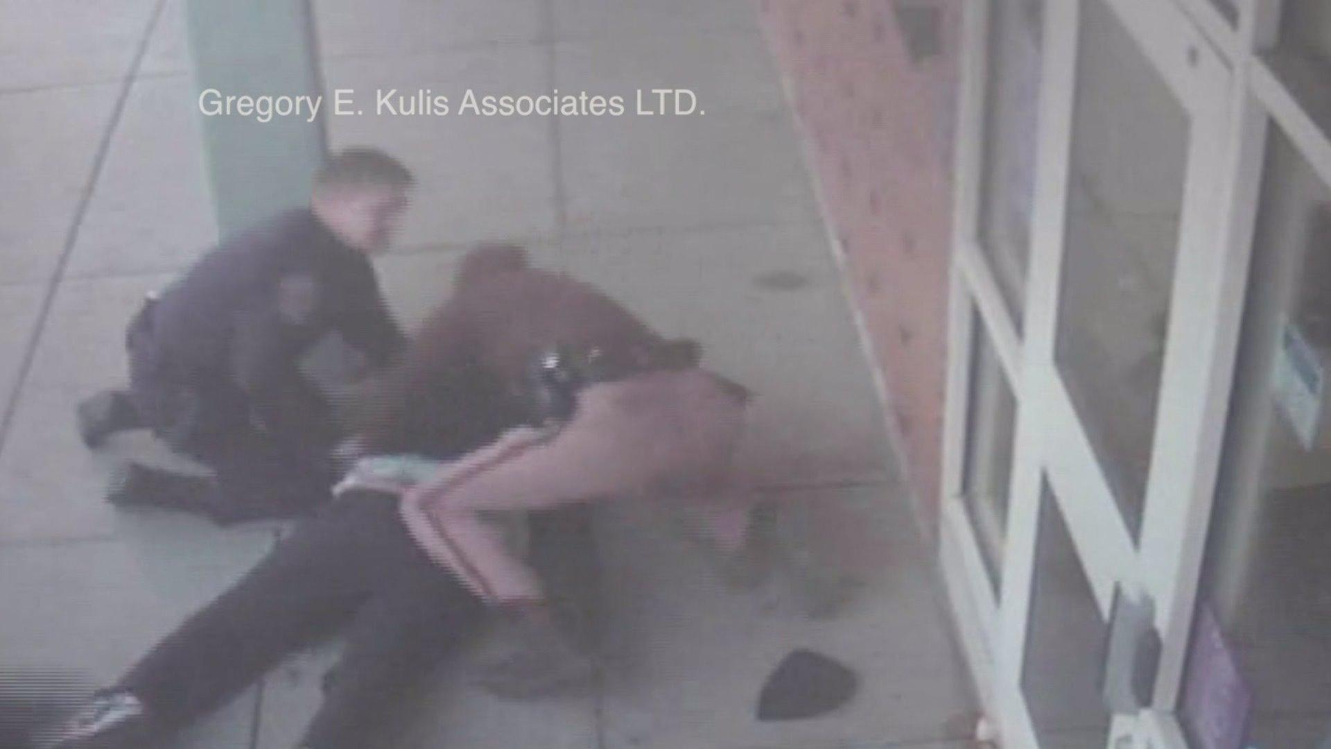 Indianapolis Woman Sues Police Department, Sheriff`s Office Claiming Excessive Use of Force
