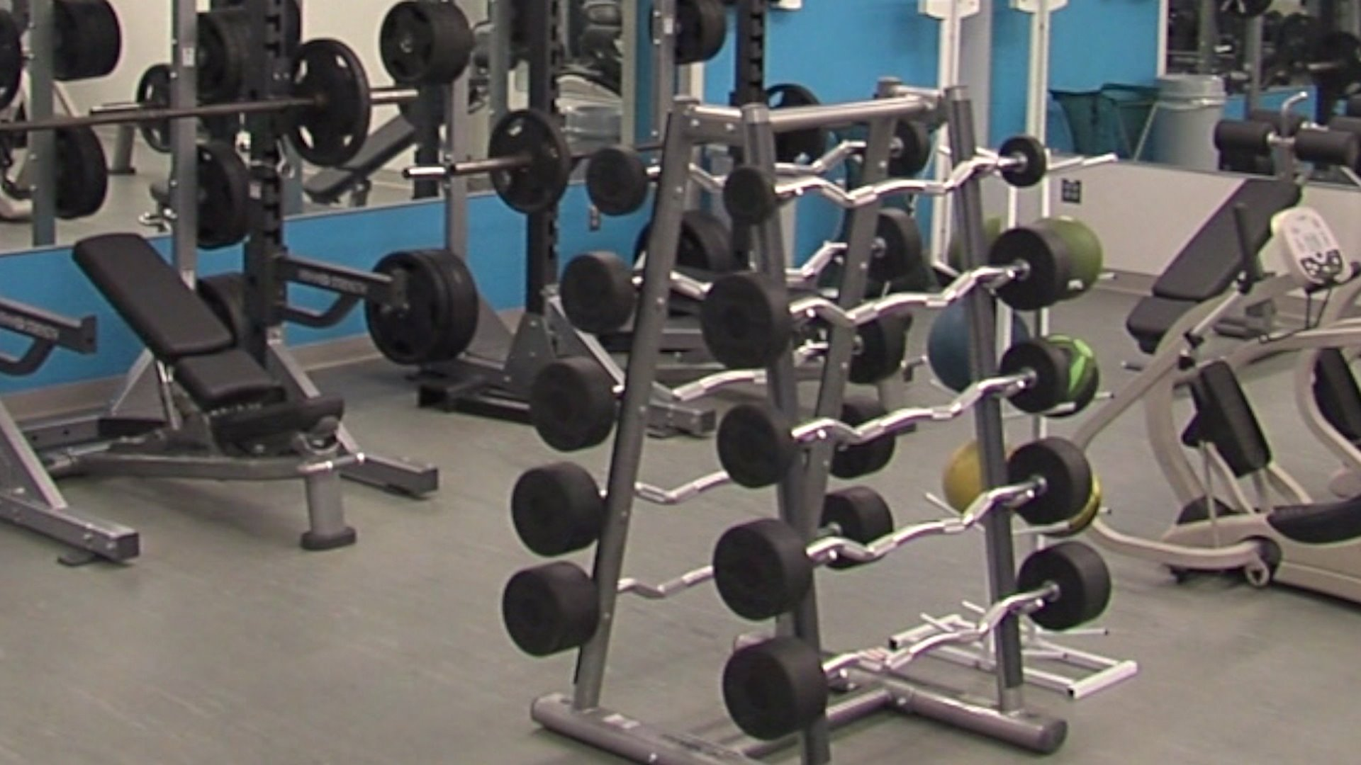 Study Finds Gym Equipment Dirtier Than Public Toilet Seats