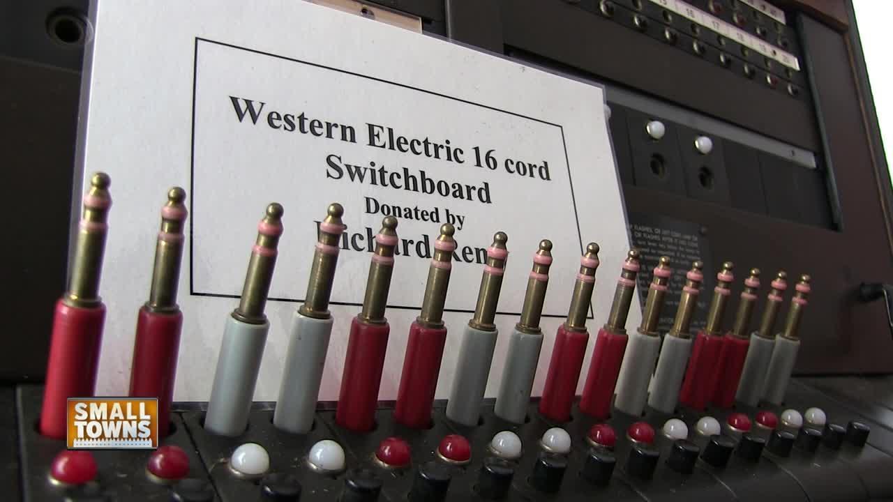 Small Towns: Footville Telephone Museum preserves historyo o oooo o