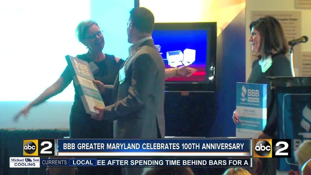 BBB celebrates 100th anniversary
