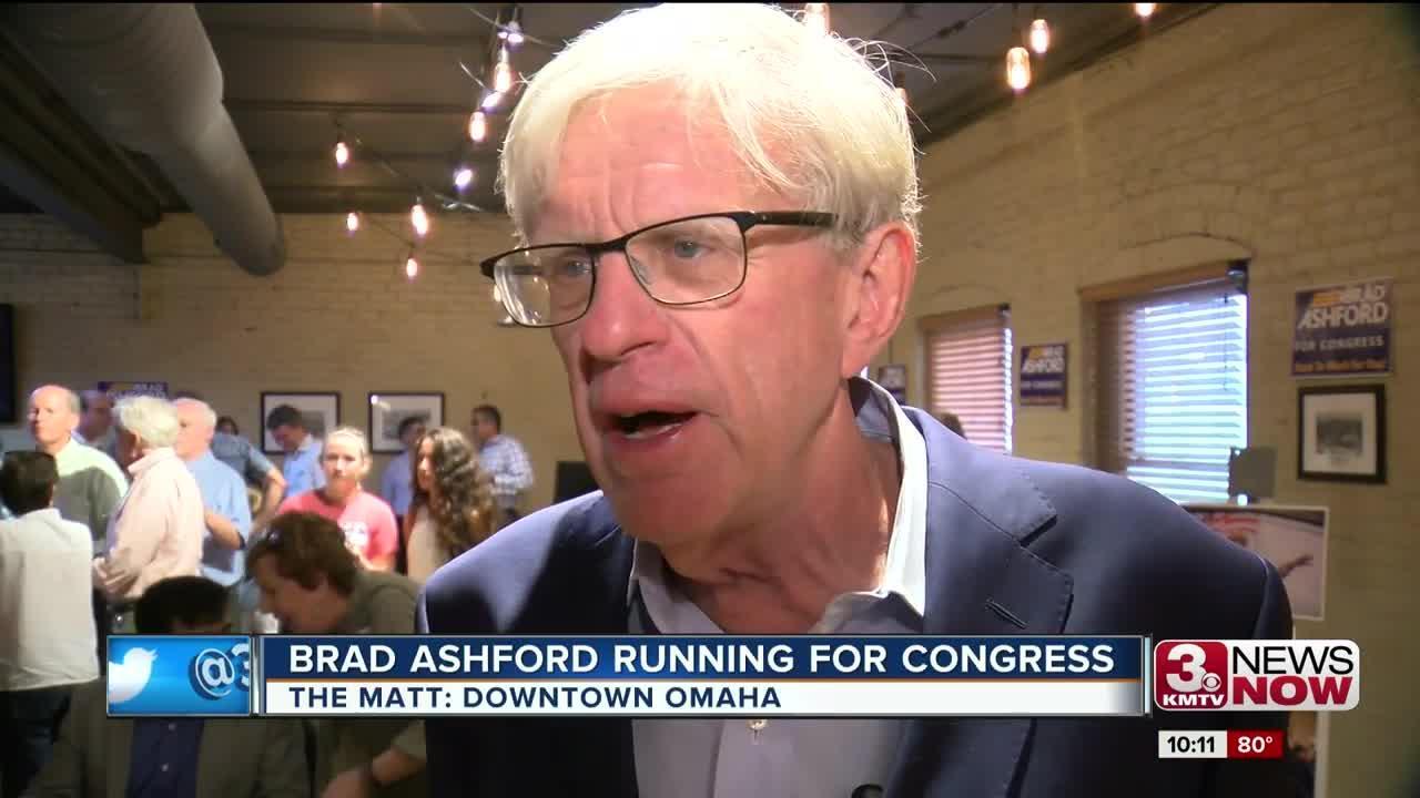 Ashford announces another run for Congress; opponents Eastman, Bacon react