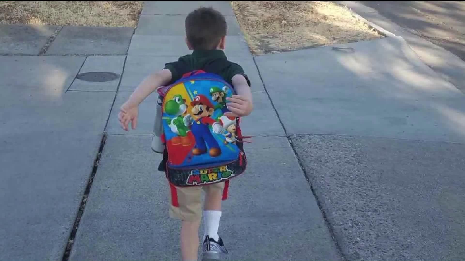 Kindergartener Suspended From School For Allegedly Making Terroristic Threat