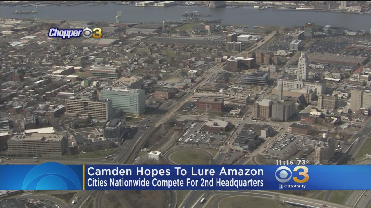 Camden Going After Amazon Headquarters