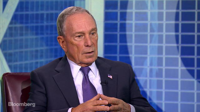 Bloomberg on Hosting the Global Business Forum