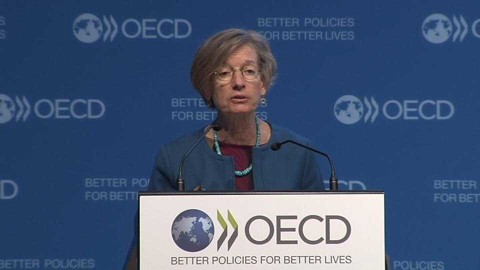 Global growth gets more in sync - OECD