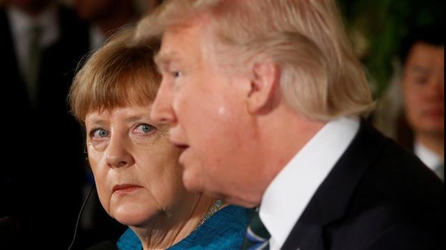 Why Angela Merkel Needs Donald Trump