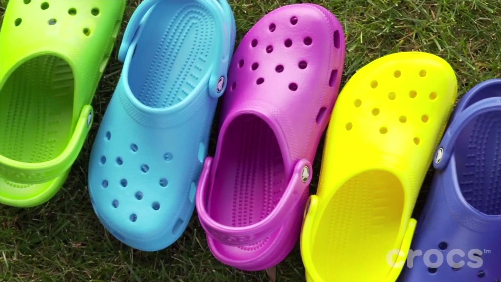 Crocs Are Making Bank by Staying Hideous
