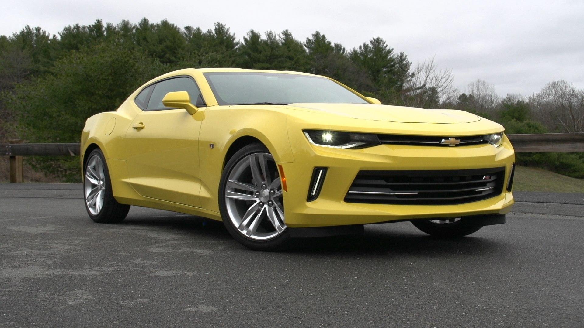 2018 Chevrolet Camaro Videos