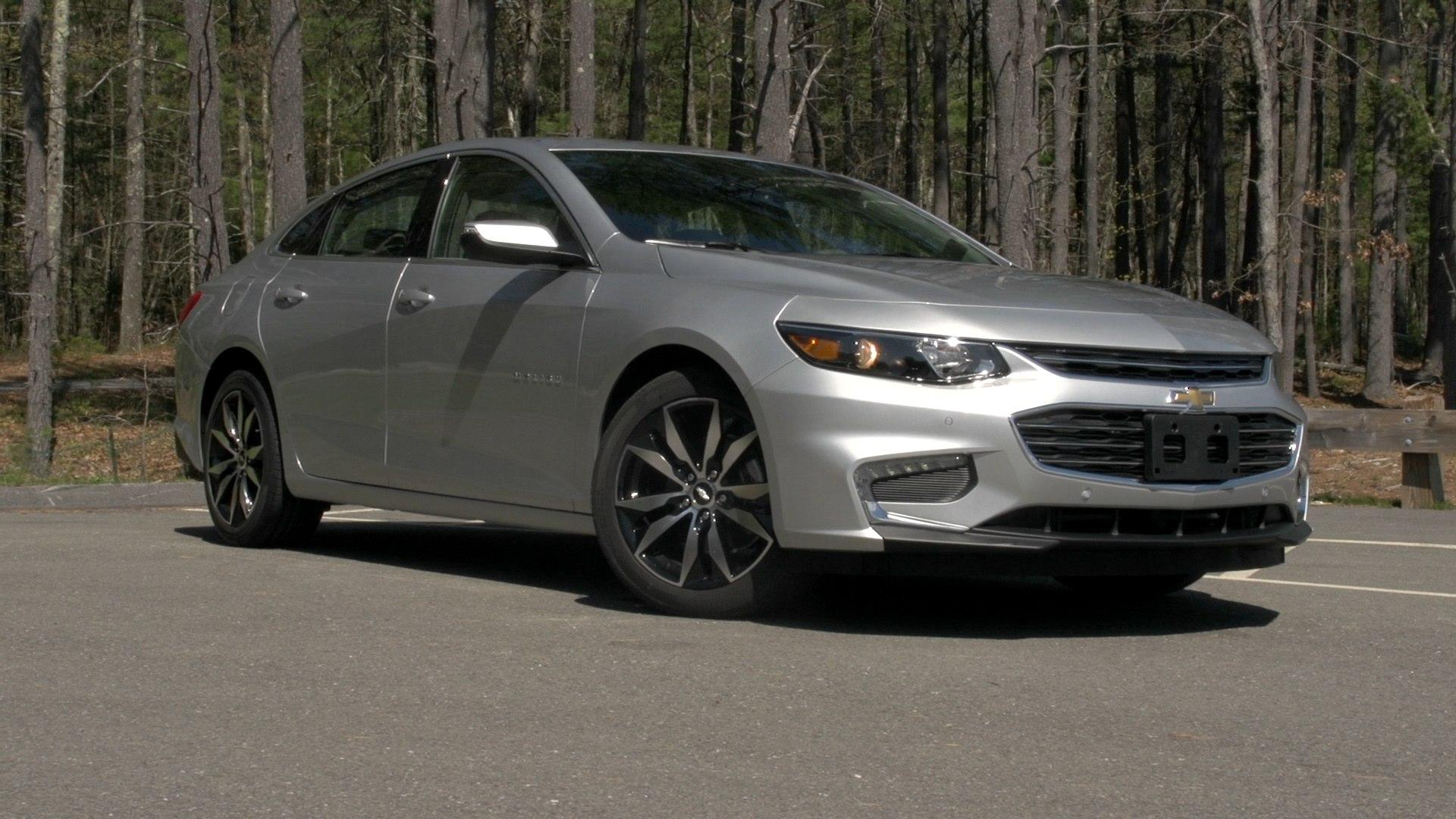 2018 Chevrolet Malibu Videos