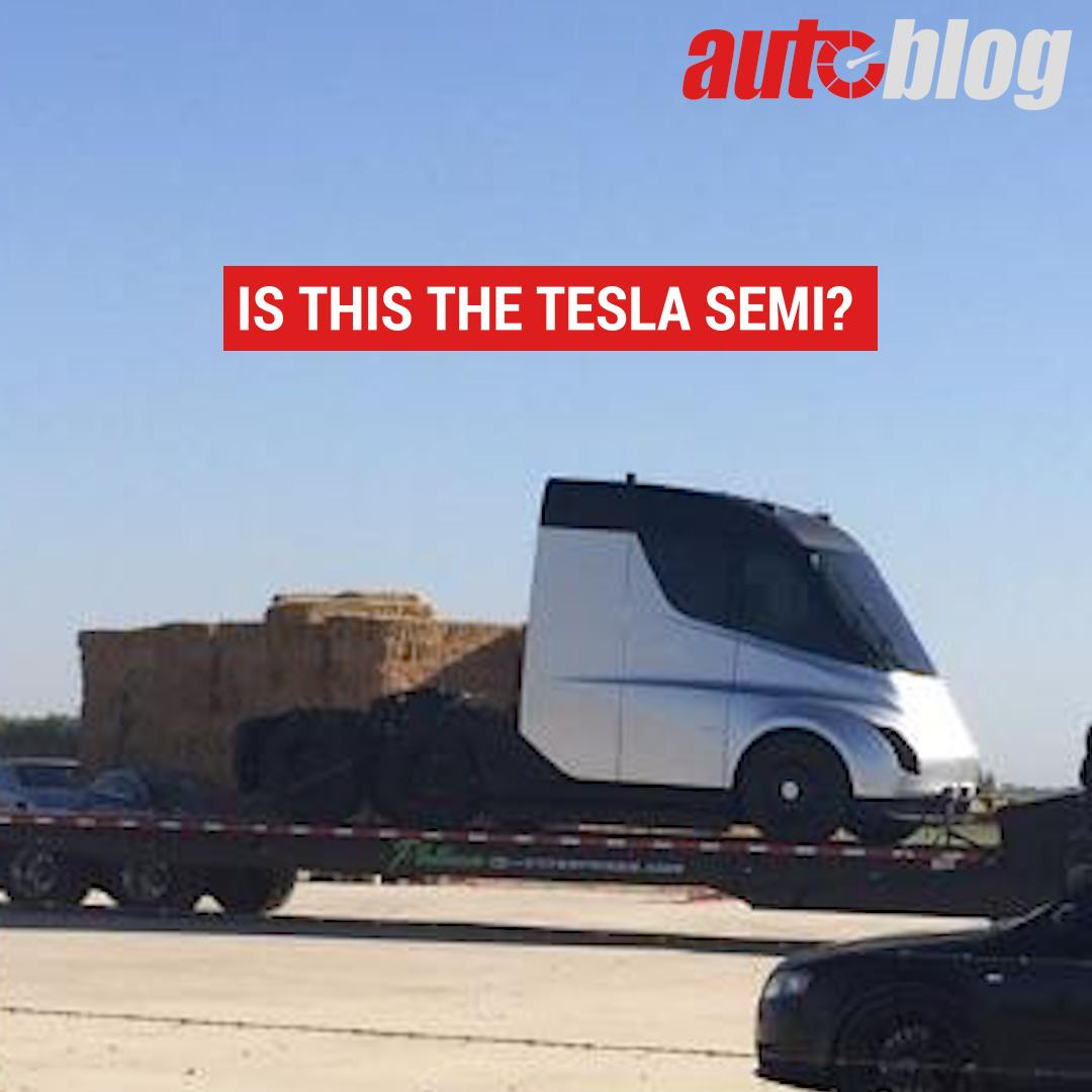 Elon Musk Says Tesla Semi Reveal Will Your Mind Clear Out Of Skull Autoblog