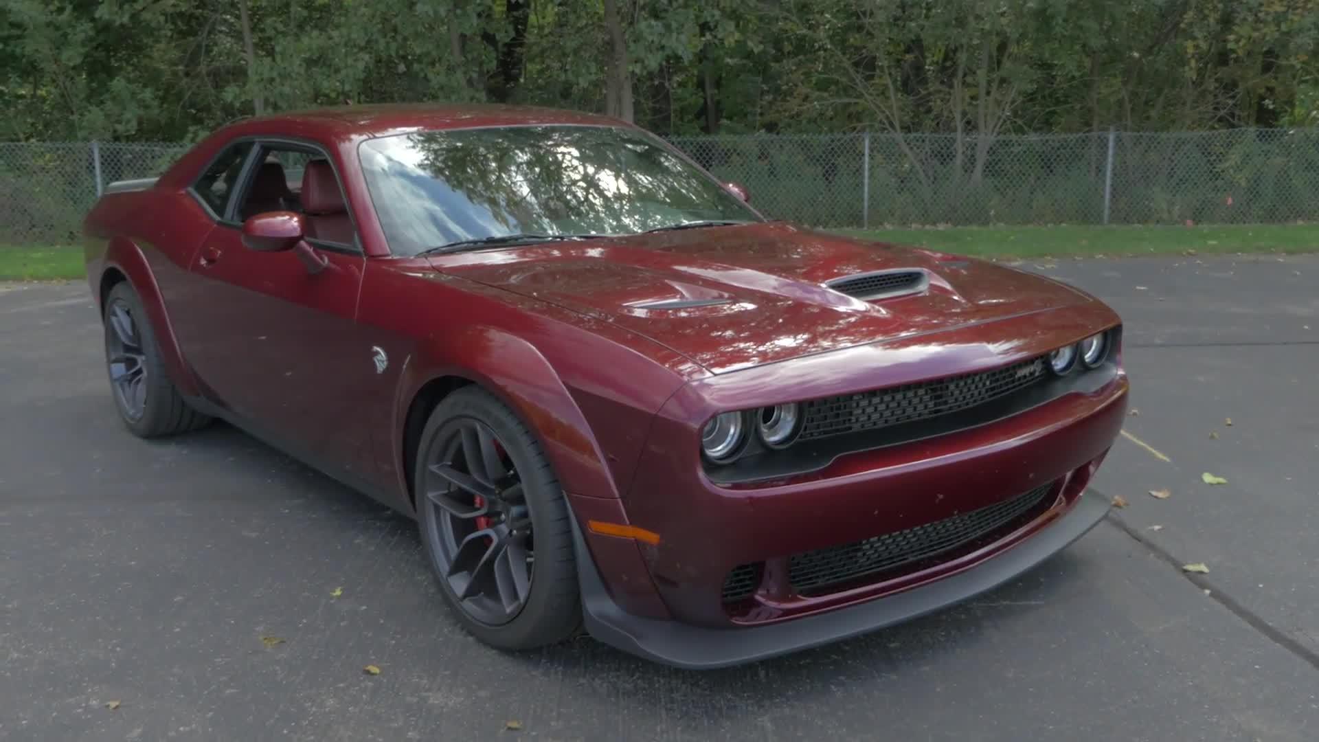 Armormax Builds Bulletproof Awd Dodge Hellcats Autoblog