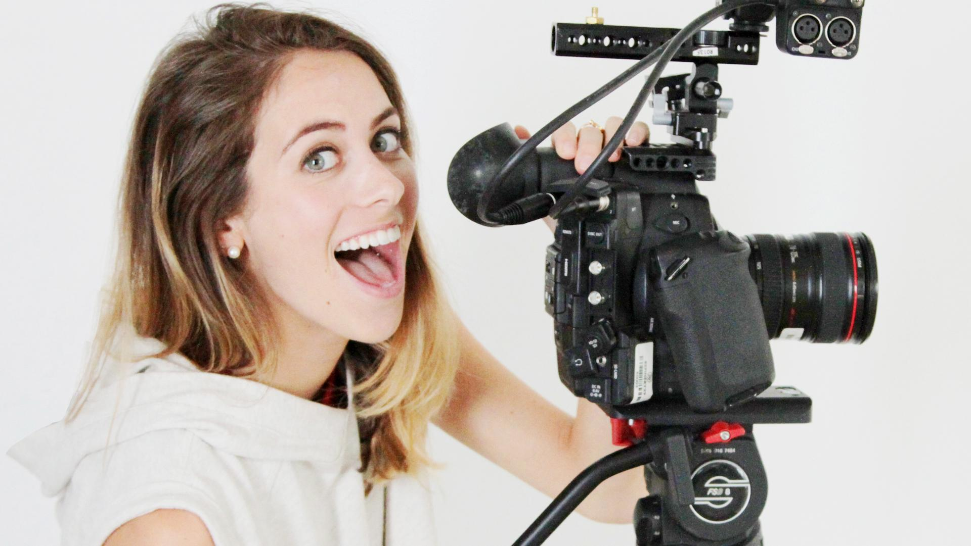 How Lucie Fink Became a YouTube Star