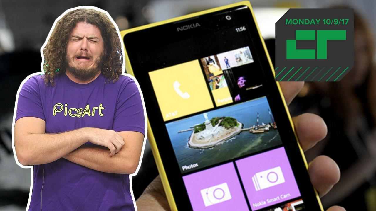 Crunch Report | RIP Windows Phone
