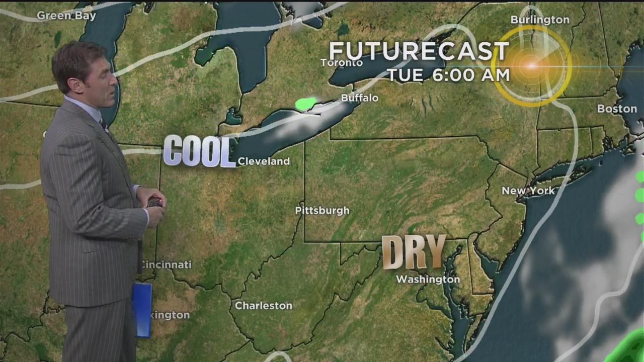 KDKA-TV Nightly Forecast (10/16)