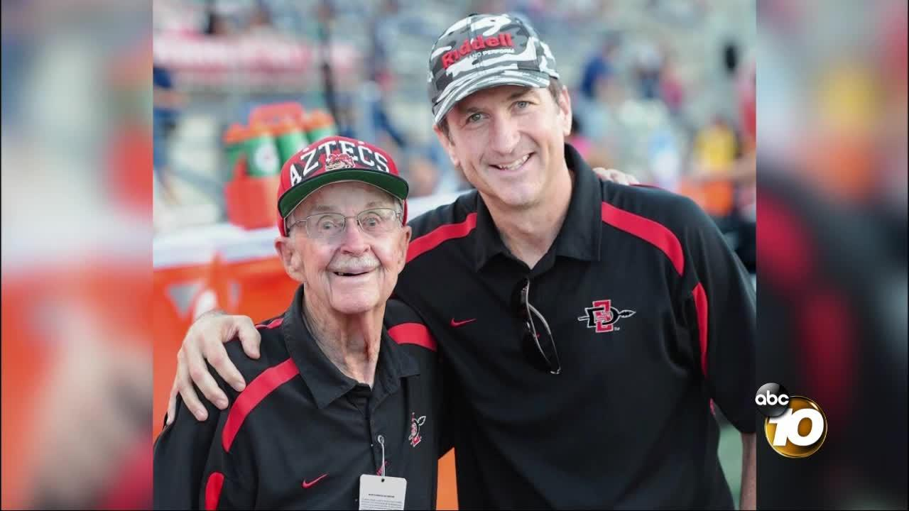 SDSU super fam Tom Ables dies at 91