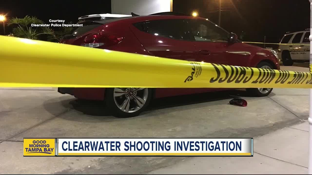 1 dead after victim shoots at suspects in stolen car in Clearwater