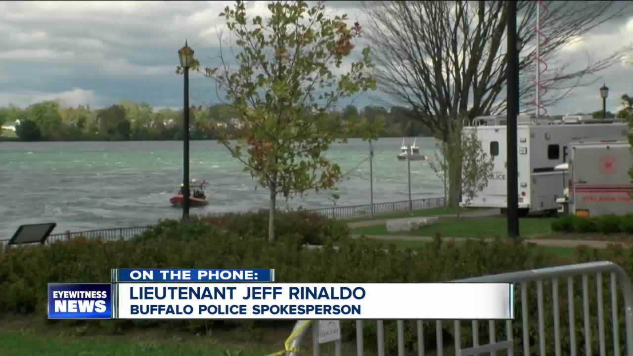 EXCLUSIVE: Buffalo police say they have a good idea where missing diver got in trouble