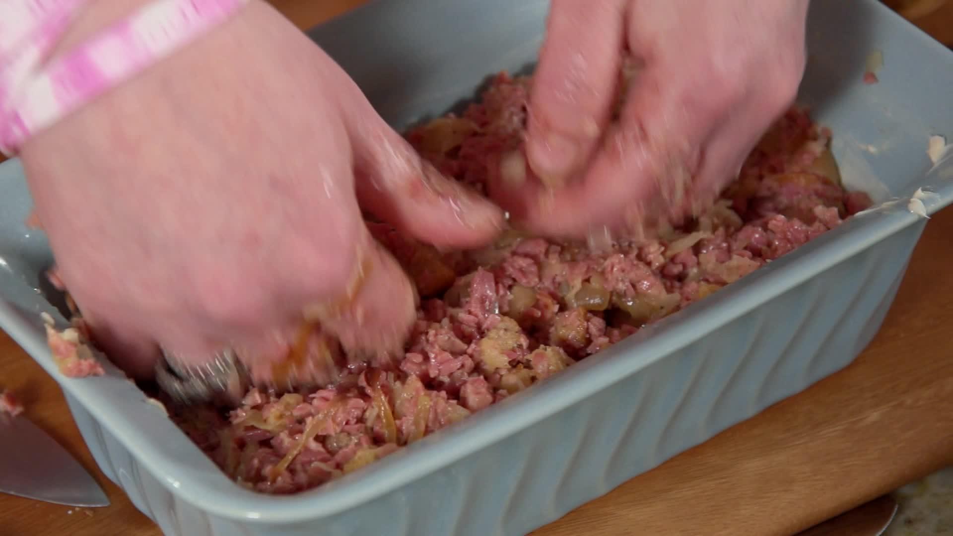 Blythe's Corned Beef Meatloaf thumbnail