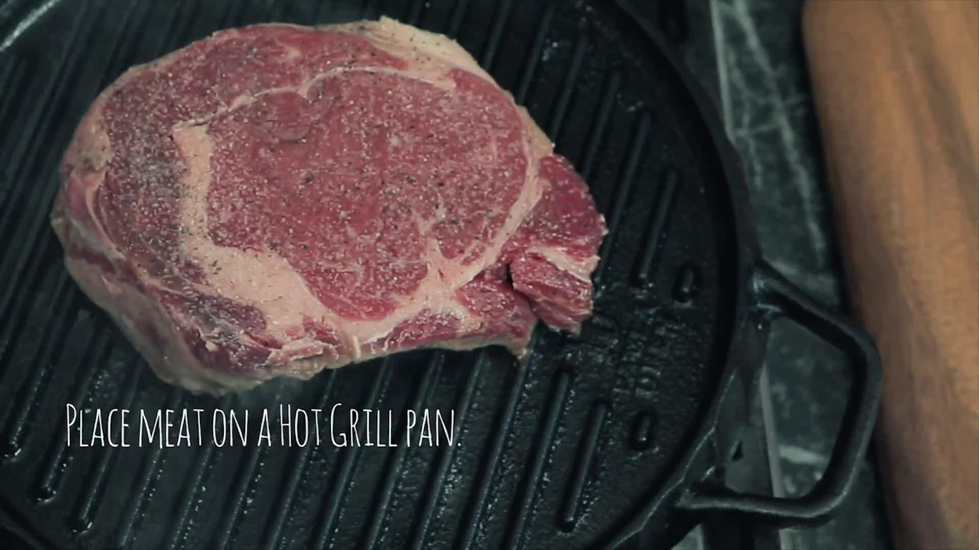 Crosshatch Steak thumbnail