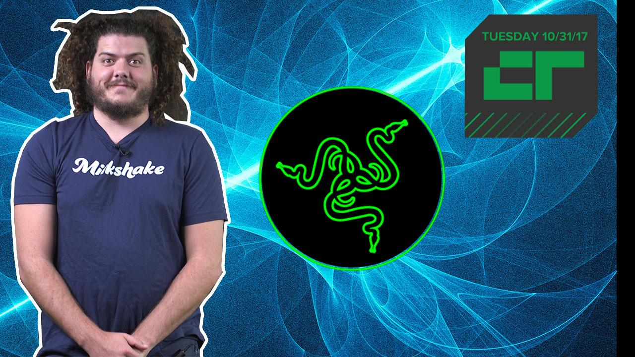 Crunch Report | Razer Looks to Raise $550 Million in Hong Kong IPO 59f900854da4302c825c1430 o U v1