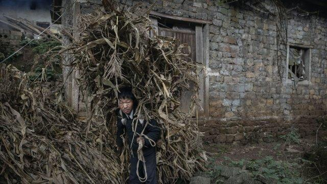 China's President Xi Promises to Eliminate Rural Poverty