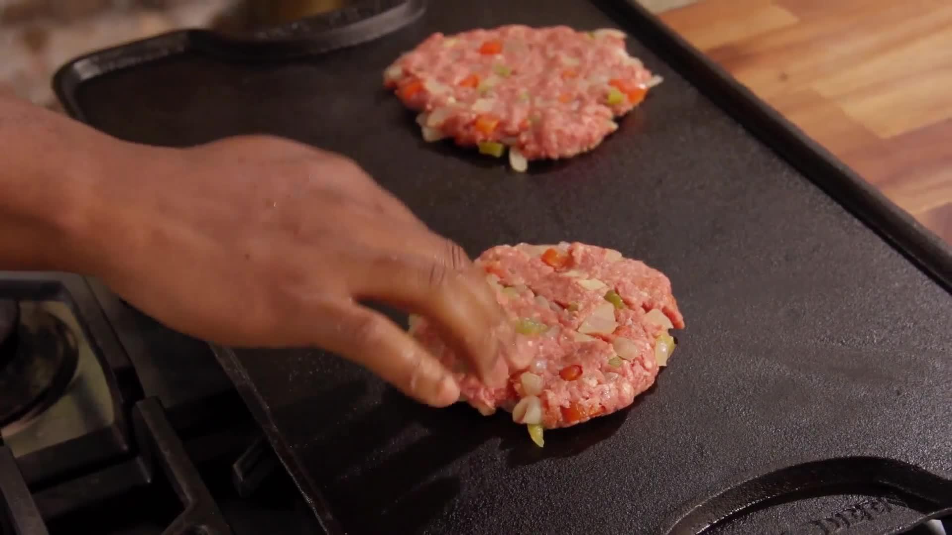 Creole Burger thumbnail