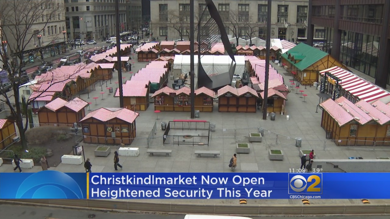 CPD Plans Heightened Security For Big Holiday Events