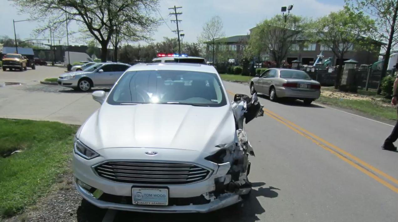 Carmel Mayor Jim Brainard never took a drug & alcohol test after he crashed a city vehicle