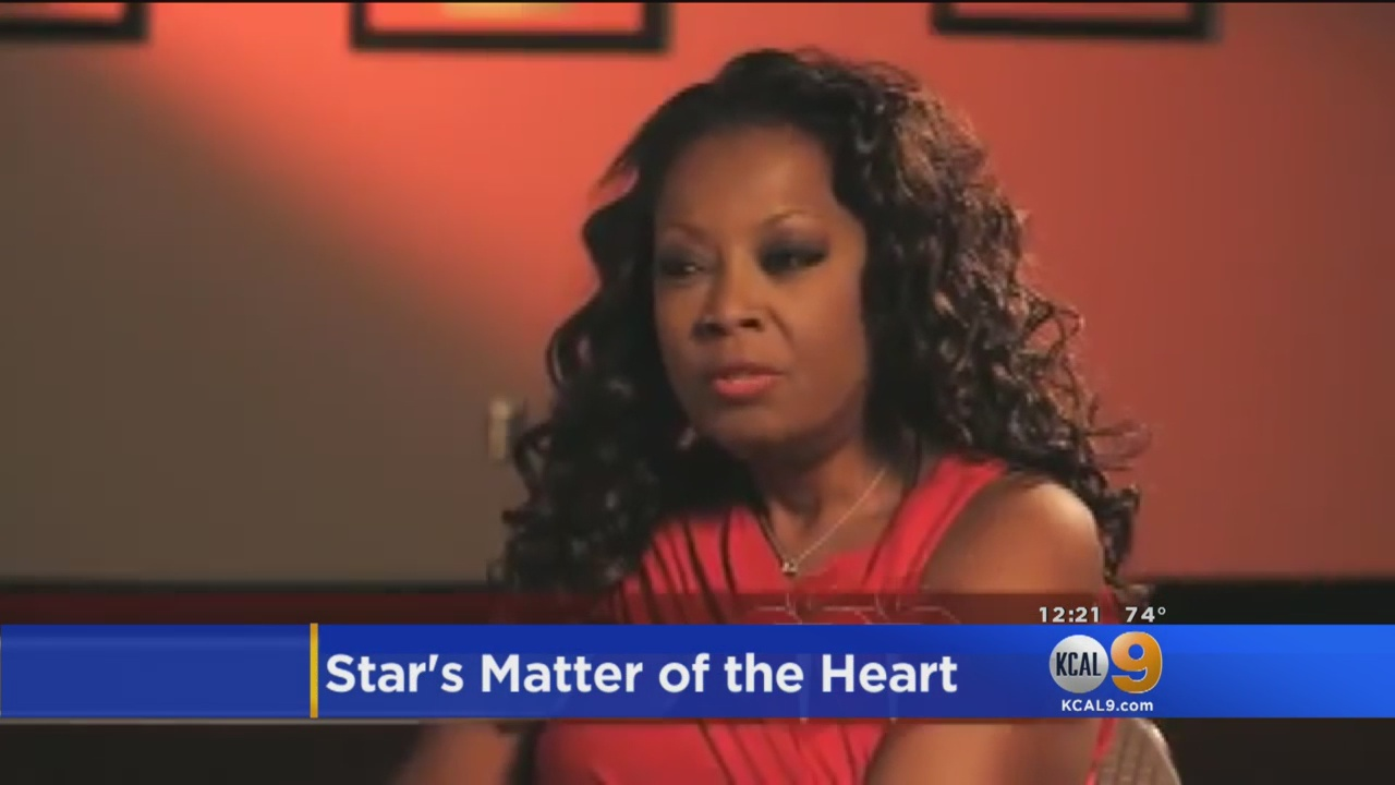 Star Jones Talks 'Matter Of The Heart'