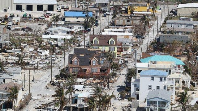 White House Seeks Billions in Disaster Aid for Hurricanes