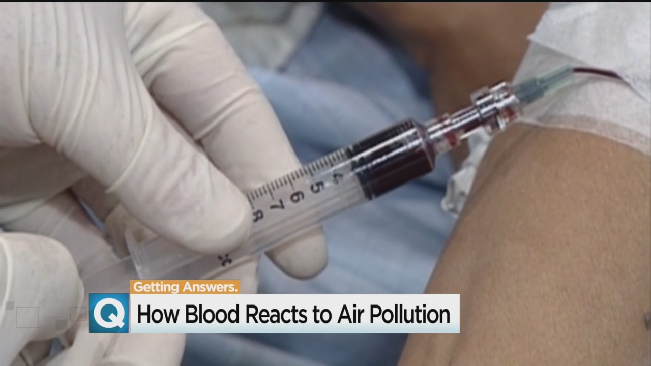 Certain Blood Types Carry Heart Attack Risk In Smoky Conditions