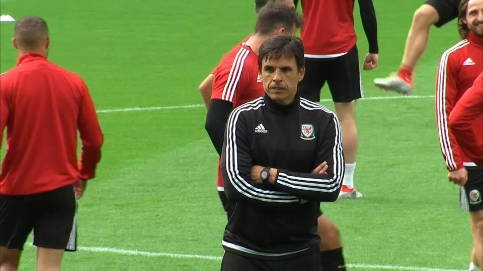 Coleman quits as Wales soccer coach