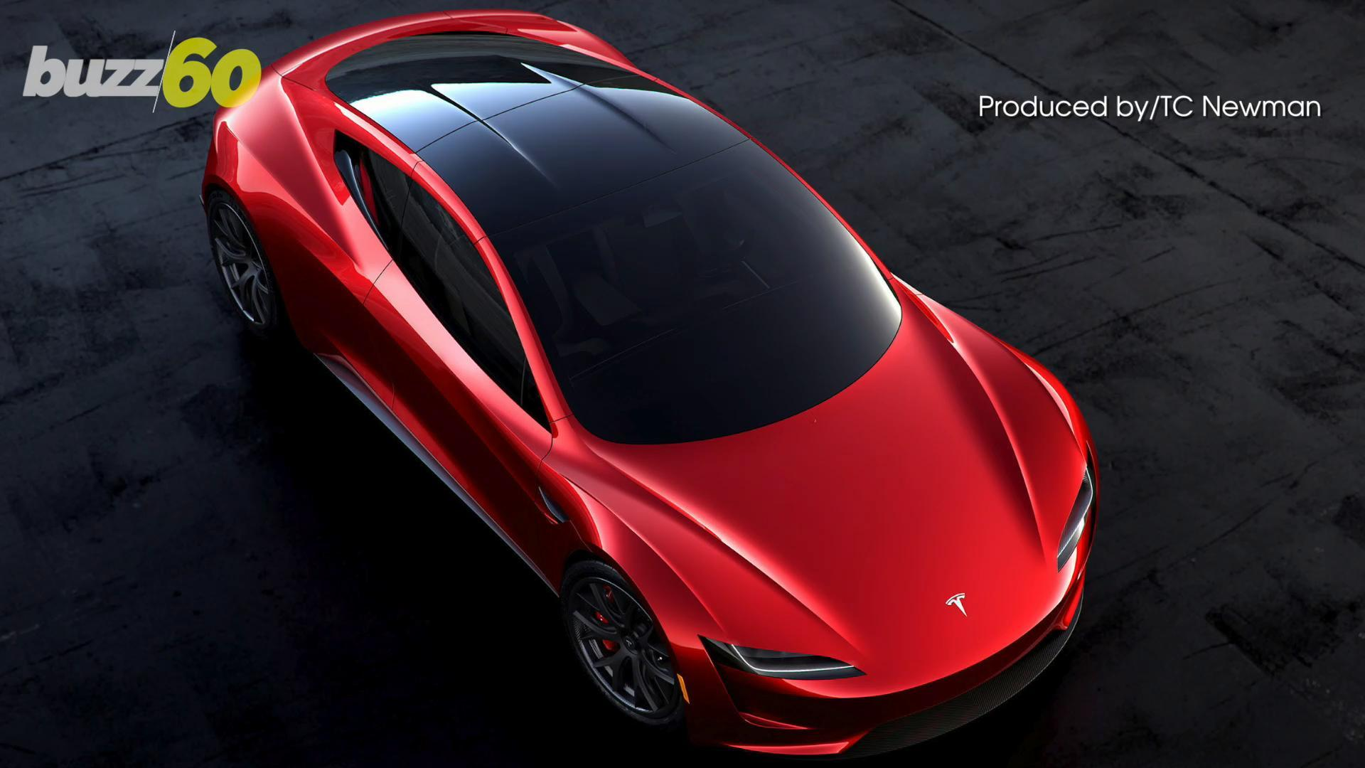 Tesla's New Roadster Might Fly