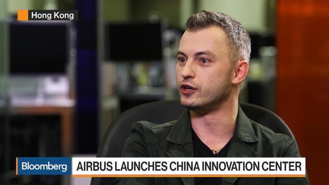 Airbus' Eremenko Says Shenzhen the Next Silicon Valley