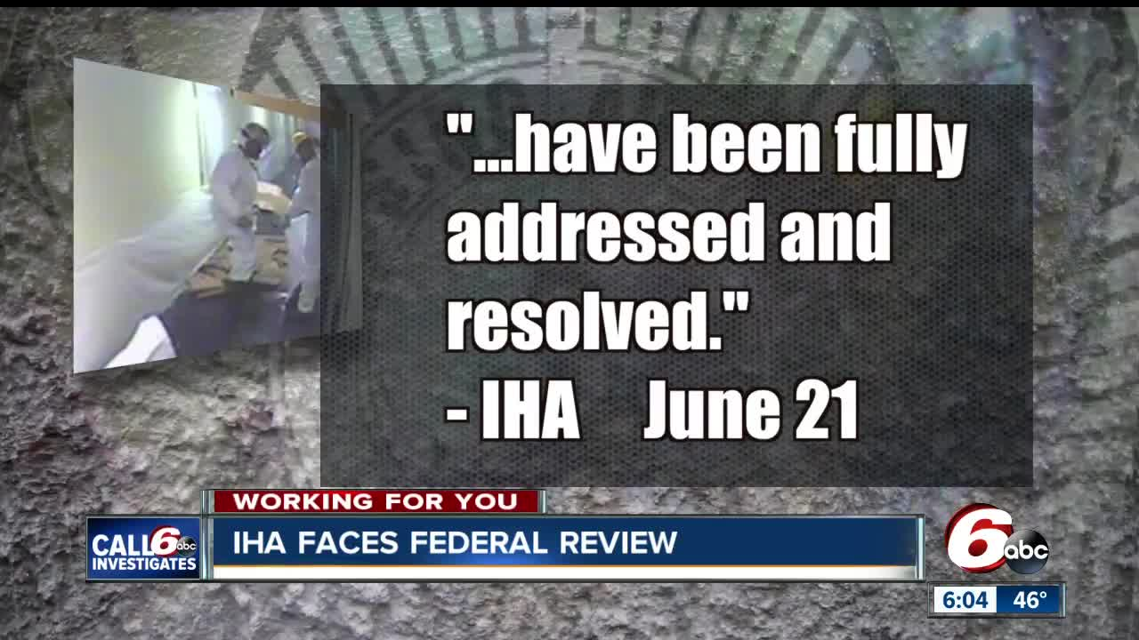 Indianapolis Housing Agency under federal review following