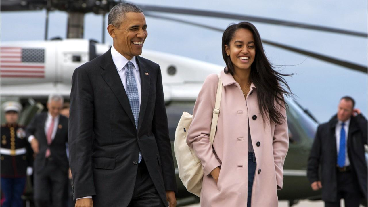 Malia Obama Dating Son Of UK Investment Manager