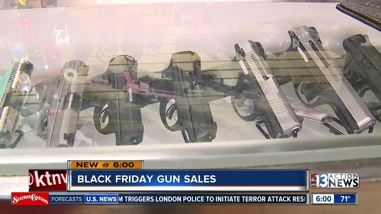 Black Friday gun deals to boost slumping sales