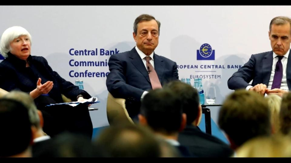 Week ahead: red letter days for central banks