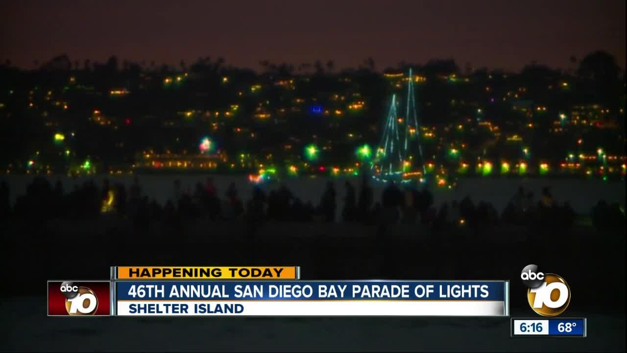 Another look at 46th annual Parade of Lights