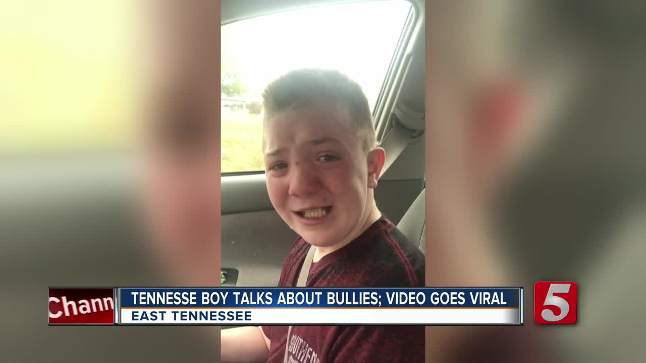 Celebrities Respond To Viral Bullying Video