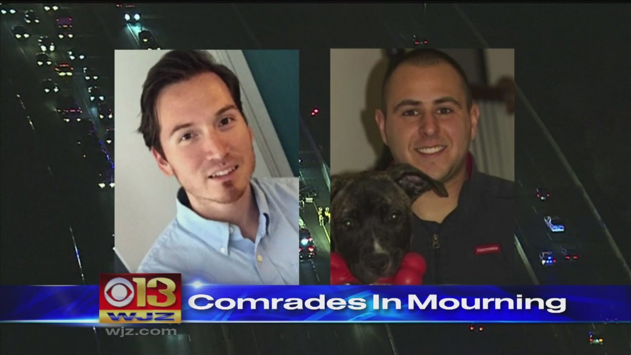 Loved Ones, Colleagues Remember Off-Duty Md. Officers Fatally Struck
