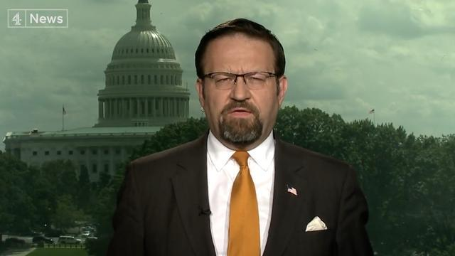 Gorka Talks About 'Eight Years Of President Trump' And 'Eight Years Of President Pence'